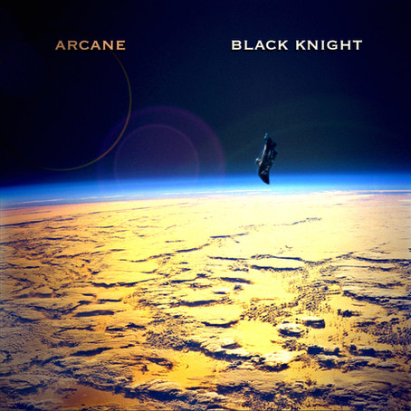 ARCANE: Black Knight E.P. (2015) (FR)