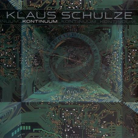KLAUS SCHULZE: Kontinuum (2007) (FR)