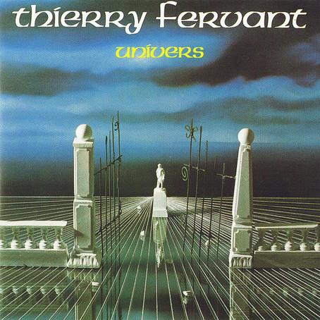 THIERRY FERVANT: Univers (1980)