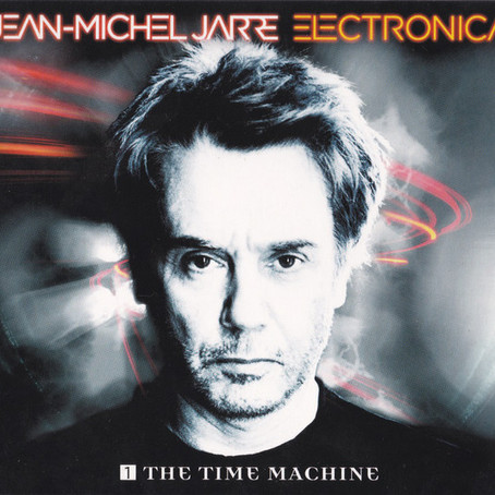 JEAN-MICHEL JARRE: Electronica 1- The Time Machine (2015) (FR)