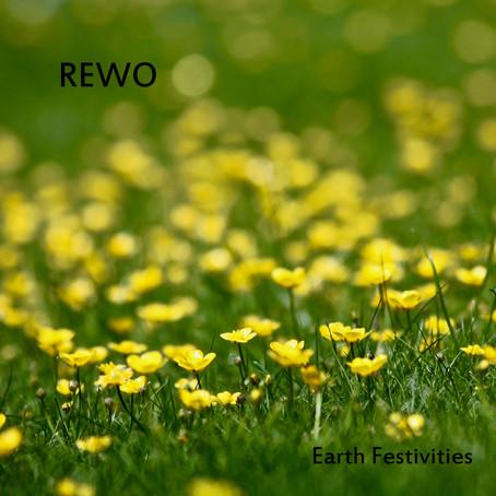 RENÉ VAN DER WOUDEN: Earth Festivities (2013)