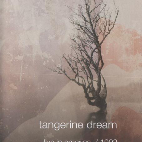 TANGERINE DREAM: Live In America / 1992 (1993) (FR)