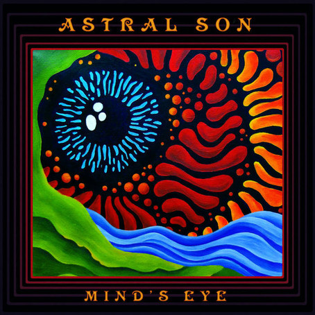 ASTRAL SON: Mind's Eyes (2016)
