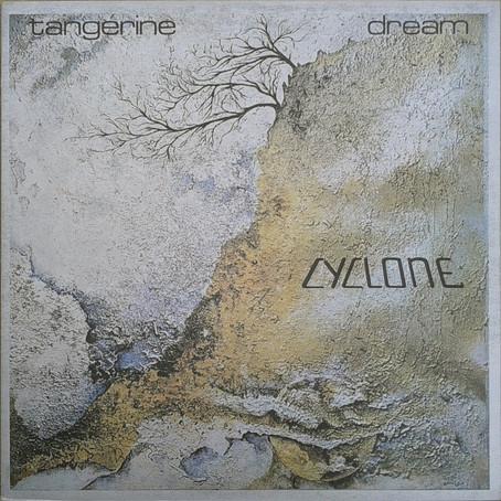 TANGERINE DREAM: Cyclone (1978) (FR)