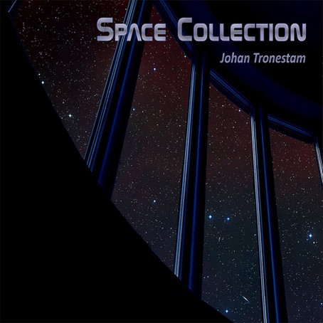 JOHAN TRONESTAM: Space Collection (2017) (FR)