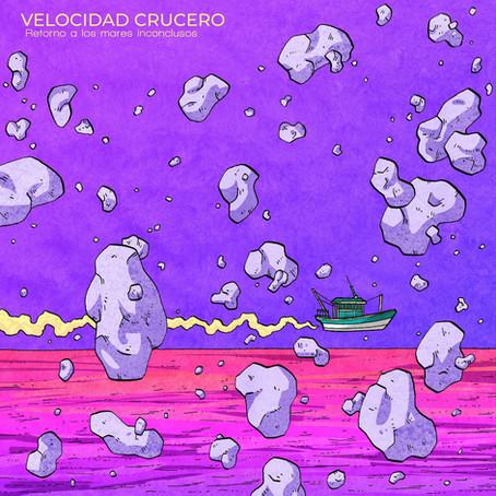 VELOCIDAD CRUCERO: Retorno a los Mares Inconclusos (2021) (FR)
