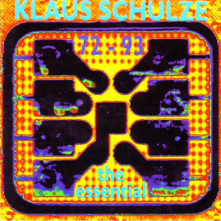 KLAUS SCHULZE: The Essential: 72-93 (1994) (FR)