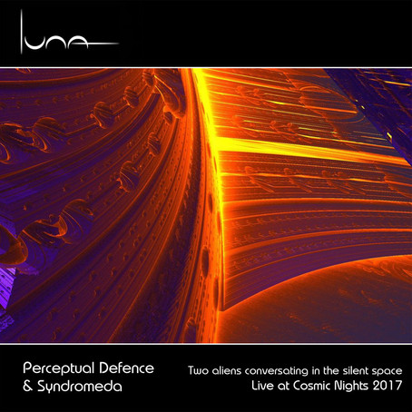 PERCEPTUAL DEFENCE & SYNDROMEDA: Live at Cosmic Nights 2017 (2018) (FR)