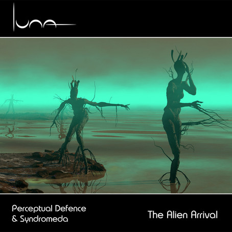 PERCEPTUAL DEFENCE & SYNDROMEDA: The Alien Arrival (2020)