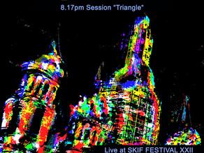 TANGERINE DREAM: 8.17pm Session – Triangle (2021)