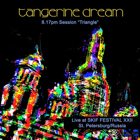 TANGERINE DREAM: 8.17pm Session – Triangle (2021)