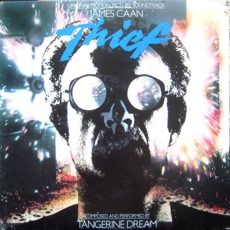 TANGERINE DREAM: Thief (1981) (FR)