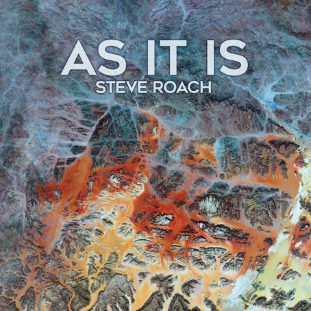 STEVE ROACH: As It Is (2021) (FR)