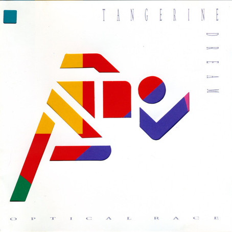 TANGERINE DREAM: Optical Race (1988) (FR)