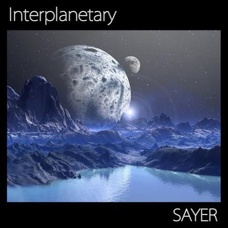 SAYER: Interplanetary (2017) (FR)