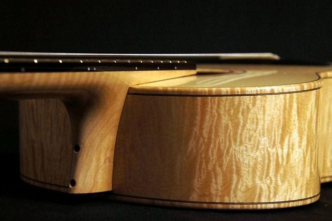 Echizen Guitars Adjustable Neck