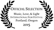 Music Love Light Portland Film Festival Selecton