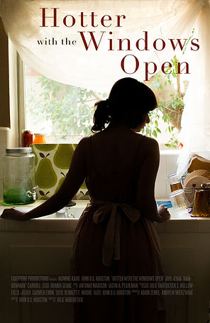 Hotter with the Windows Open Film Poster