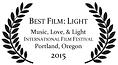 Music Love Light Portland Film Festival Best Film