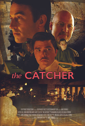 The Catcher Film Poster