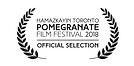 Hamazkayin Toronto Pomegranate Film Festival Selection