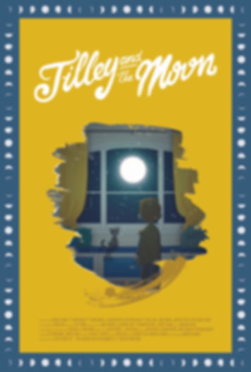Tilley and The Moon Film Poster