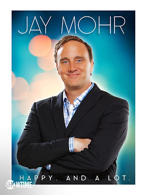 Jay Mohr Happy and A Lot