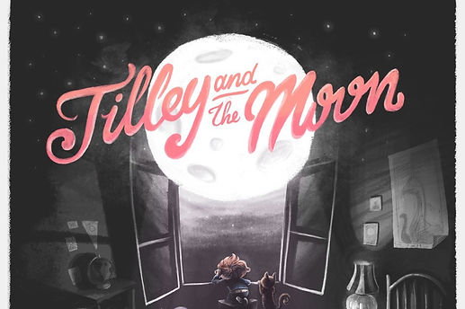 Tilley and The Moon Film Poster 2