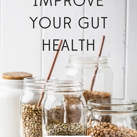 TOP 5 TIPS FOR A HEALTHY GUT