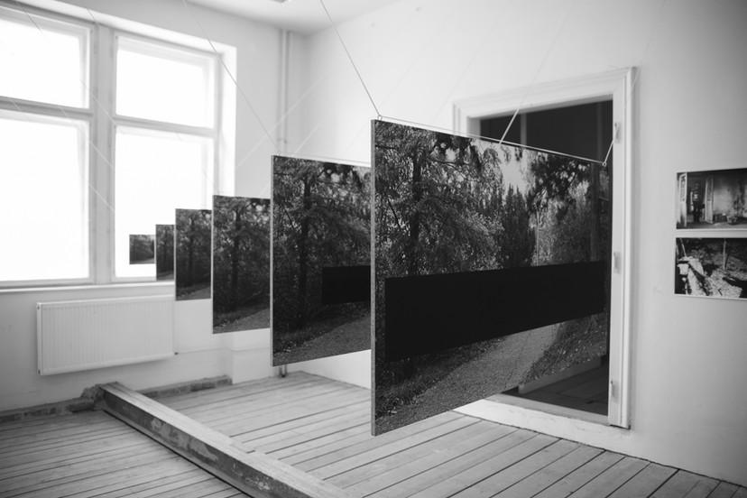 Prague Photo 2013 installation view