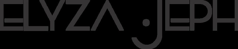 elyza jeph winning logo design with dot