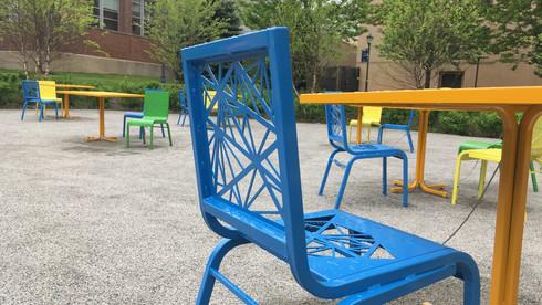707 Hub Chairs