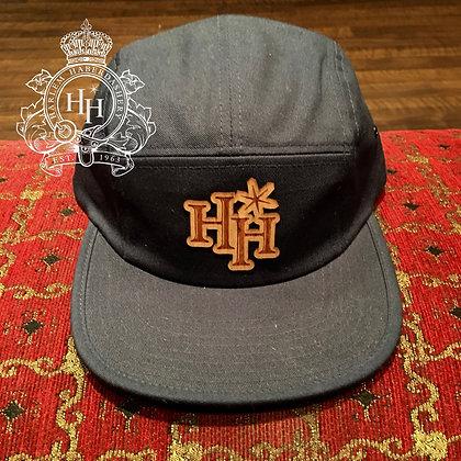 Navy Harlem Haberdashery 5-Panel Cap