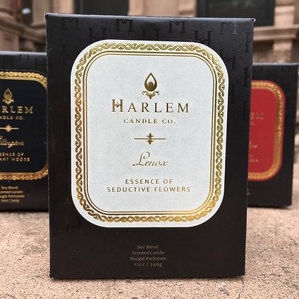 """Harlem Candle Co. """"Lenox"""""""