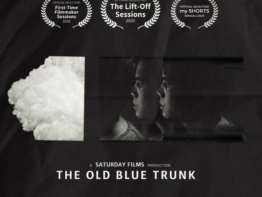 The Old Blue Trunk (2020) Short Film Review