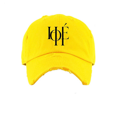 """HOHÉ dad hats """"yellow"""""""