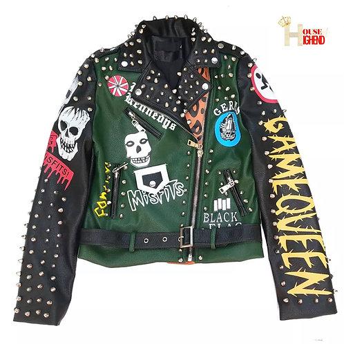 """EXTRAVAGANT"" biker jacket"