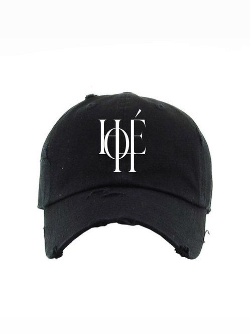 "HOHÉ dad hats ""black"""