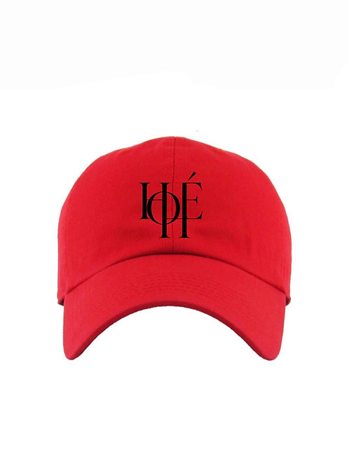 """HOHÉ dad hats """"red"""""""