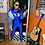 "Thumbnail: ""THE DON"" jumpsuit"