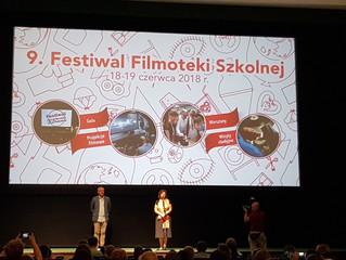 Już niedługo 10. Festiwal Filmoteki Szkolnej