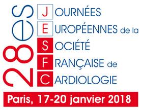 Rencontre avec les cardiologues lors des JESFC 2018 au stand n°68.