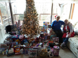 Donation of Chrismtas Gifts