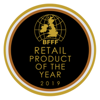 Yorica! wins Retail Product of the Year at the British Frozen Food Federation Awards 2019.