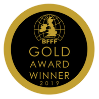 Yorica! wins Gold at the British Frozen Food Federation Awards 2019.