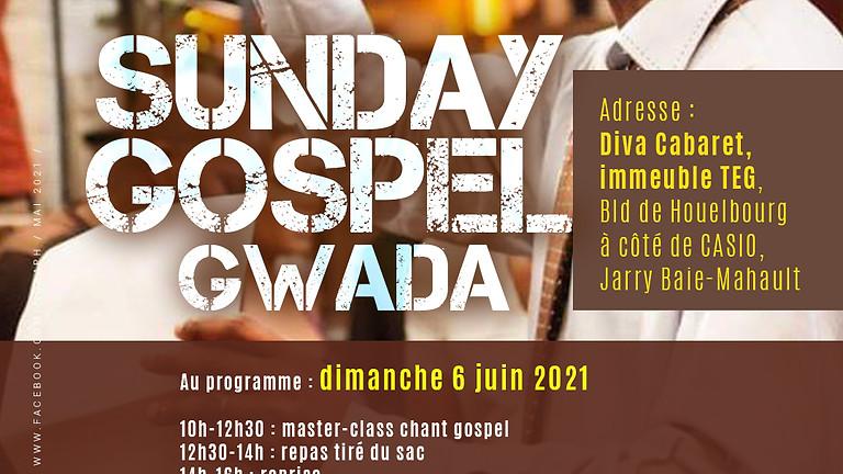 Sunday Gospel  Gwada