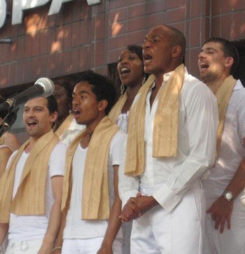 Gospel Voice Academy