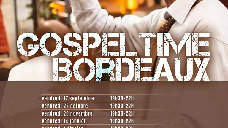 Gospel Time Bordeaux