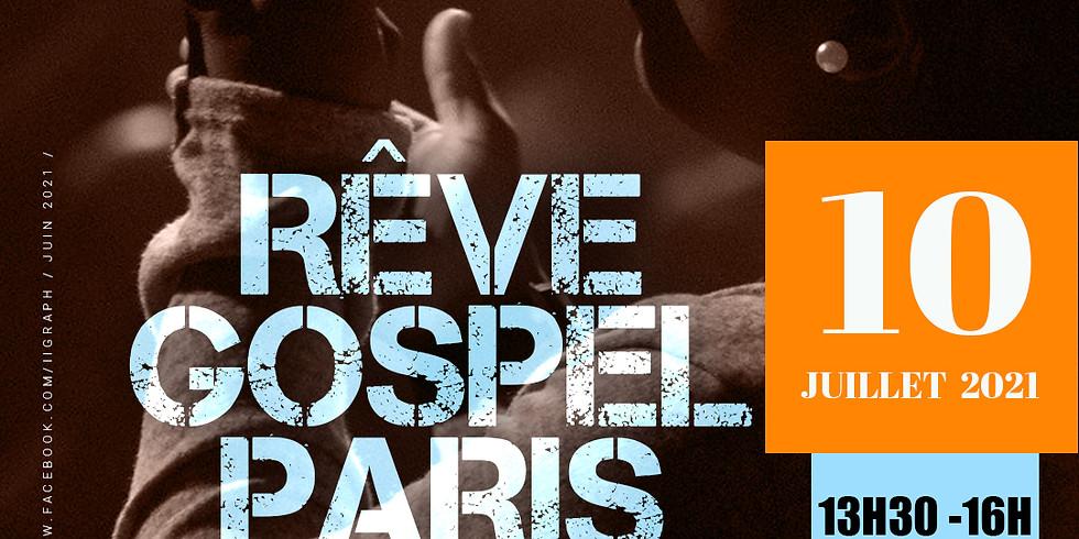 Rêve Gospel Paris  (1)