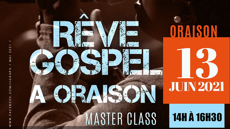 Rêve Gospel Oraison (1)